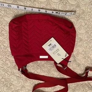 Baggallini NWT red crossbody bag